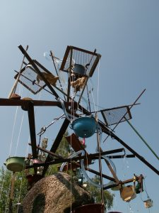 """Michael Bruckner und Martin Hofstetter, """"Werk 5"""" - Umsetzung 2006"""
